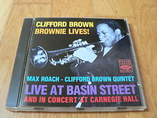 Clifford Brown - Brownie Lives! - Fresh Sound Records - CD 1991
