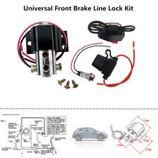Auto Front Brake Line Lock Parts Heavy Duty Type Roll Control Hill Holder Kits