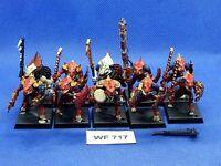 Warhammer Fantasy - Lizardmen Saurus x10 - WF717