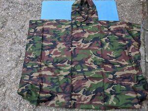 Yugoslavia Serbia Police PJP Camouflage Waterproof Rainoat Poncho