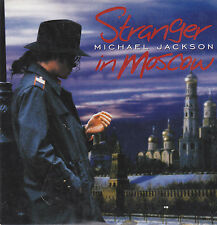 Michael Jackson-Stranger In Moscow cd single
