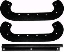 Toro CCR 2000 snow blower paddles & scraper 55-9250 55-9251 55-8760