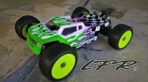 STRIFE TRUCK BODY (CLEAR) FOR MUGEN MBX7, 8T