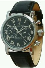New LOEWENSTEIN germany Chronogr mechanical ;1 each wacht ( only 1 on ebay)