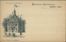 1900 Paris Universelle Expo Pavillon du Transvaal Postcard