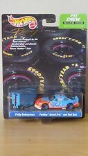 Hot Wheels Pit Crew Petty Enterprises #43 Pontiac Grand Prix and Tool Box NEW