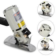 90mm Ac 110V Electric Fabric Cutter Round Blade Scissors Cloth Cutting Machine