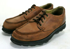 Nike ACG Men's Moc Toe Hiking Trail Shoes Size 11.5 Brown Leather