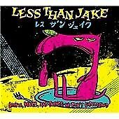 """LESS THAN JAKE """" LOSERS, KINGS AND THINGS WE DONT UNDERSTAND """" CD NEW & SEALED"""