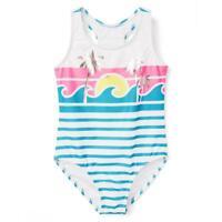 Many Sizes NWT Gymboree Girl Island Swimsuit 1pc Set UPF 50