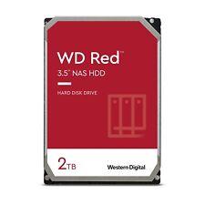 WD Red WD20EFAX - 2TB 5400rpm 256MB 3,5 Zoll SATA 6 Gbit/s