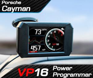 Volo Chip VP16 Power Programmer Performance Race Tuner for Porsche Cayman