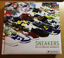 Sneakers, Das ultimative Handbuch, Adidas Converse Nike Puma u.a., Prestel 2005