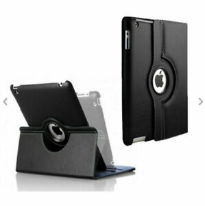 Leather 360 Rotating Smart Stand Case Cover For iPad Mini1/2/3/4/5