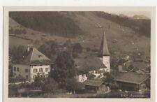 Zweisimmen 1934 RP Postcard Switzerland 391a