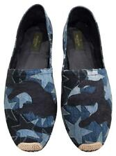 VALENTINO GARAVANI STARS CAMO PRINT CANVAS ESPADRILLES SHOES EU 37 I LOVE SHOES