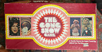 The Gong Show Board Game  1977, Complete, Unused, Vintage