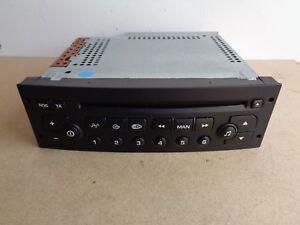 2003-2009 Citroën Berlingo VDO RD3 Radio Reproductor De CD Libre Vin Código A