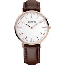 Relojes de pulsera fecha Classic de oro rosa