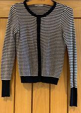 Zara Spot Print Cardigan - Size Medium