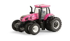 1/64 ERTL NEW HOLLAND GENESIS T8.410 PINK TRACTOR