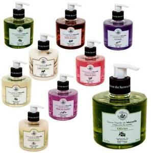 SAVON DE MARSEILLE,FRENCH ORGANIC LIQUID SOAP,POST AS MANY AS YOU LIKE FOR £2.95