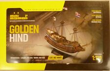 Mini Mamoli 1/110 Golden Hind Wood Ship Model Kit