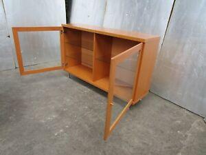 "IKEA ""BONDE"" Beech Wood Effect  Steam Model , China  Display Cabinet Sideboard"
