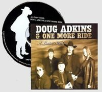 Doug Adkins & One More Ride - A Losin' Soul - CD Album, 11 tracks, 2003