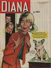 Diana for Girls Magazine No. 143 13 November 1965