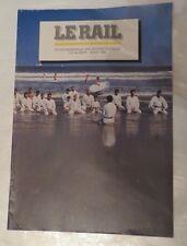 Le rail SNCB – août 1988