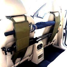 Vehicle Seat Back Gun Sling Rack Rifle Shotgun Storage for Car Truck SUV Pickup