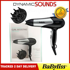 BaByliss 5548CU Dry & Curl 2100W Ionic Frizz Control Diffuser Hair Dryer