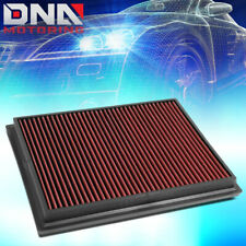 FOR 2015-2018 TOYOTA HILUX REVO/FORTUNER HI-FLOW DROP IN PANEL AIR FILTER RED