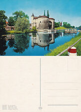 1970's HOLY CROSS GATE BRUGES BELGIUM UNUSED COLOUR POSTCARD