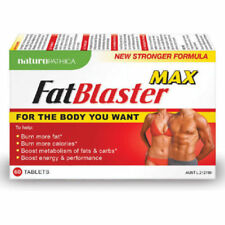 Fat Blaster Max Weight Loss Fat Burner 60 Tablets
