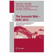 The Semantic Web - ISWC 2013 : 12th International Semantic Web Conference,...