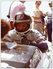 Postcard LCR-Yamaha 1986 #3 Rolf Biland / Kurt Waltisperg (SUI), TT Assen