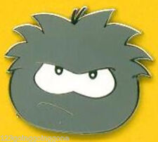 GRAY Puffle Club Penguin Puffles from Booster Pack Disney Pin 72685