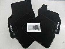 GENUINE SKODA OCTAVIA SALOON & ESTATE 2013 On STANDARD CARPET MAT SET 5E2061404C