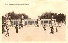 S. SEVERO  -  Prospetto Giardini Pubblici
