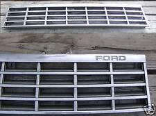 - 1981 Ford Flat Plastic Grill - Possibly 1981 1982 Escort Unsure E1EB-8150-AWC
