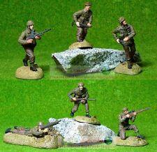 WW2 BRITISH Airborne Infantry Army Parachute Regiment 1:32 FIGURE SOLDIERS Set