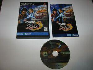 Jissen Pachislot Hisshouhou Onimusha 3 Playstation 2 PS2 Japan import US Seller