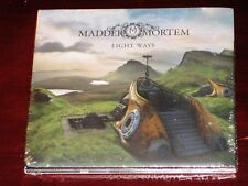 Madder Mortem: Eight Ways CD 2009 8 Peaceville UK Records CDVILEF246 Digipak NEW