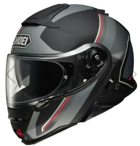 NEW!! Shoei Neotec II 2 Modular Motorcycle Helmet Excursion Size XL, NEW!! W/bag