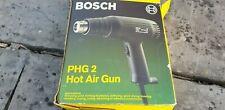 Bosch PHG 2 1500W Hot Air Gun / Heat Gun - 2 Speed - boxed. Works well