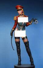 200mm resin Figure model 1:9 scale sexy uniformed girl R735 Resin Kit garage kit