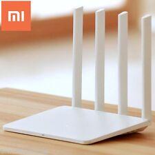 Original Xiaomi Mi WiFi Router 3 1167mbps 2.4g G 5g Doble Banda 4 ANTENAS Inglés