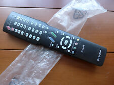 Original NEW SHARP AQUOS LCD HDTV REMOTE CONTROL GA484WJSB